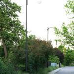 współczesna latarnia uliczna