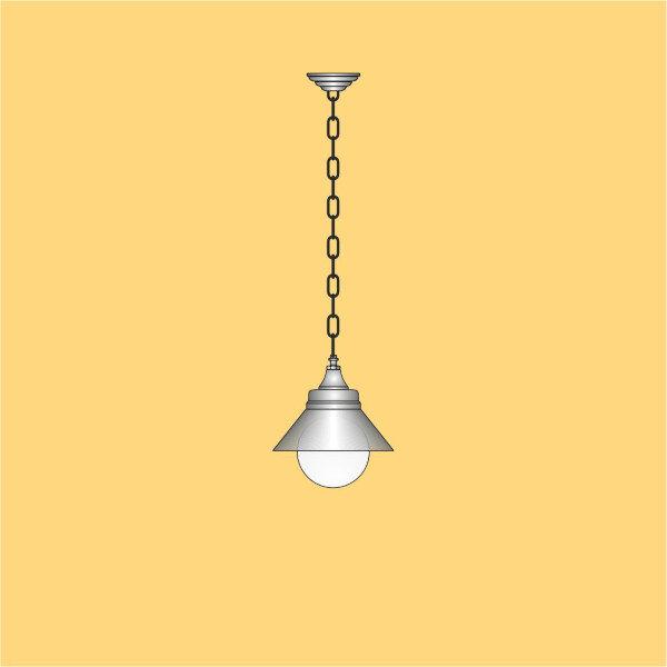 Hanging lamp NA 162