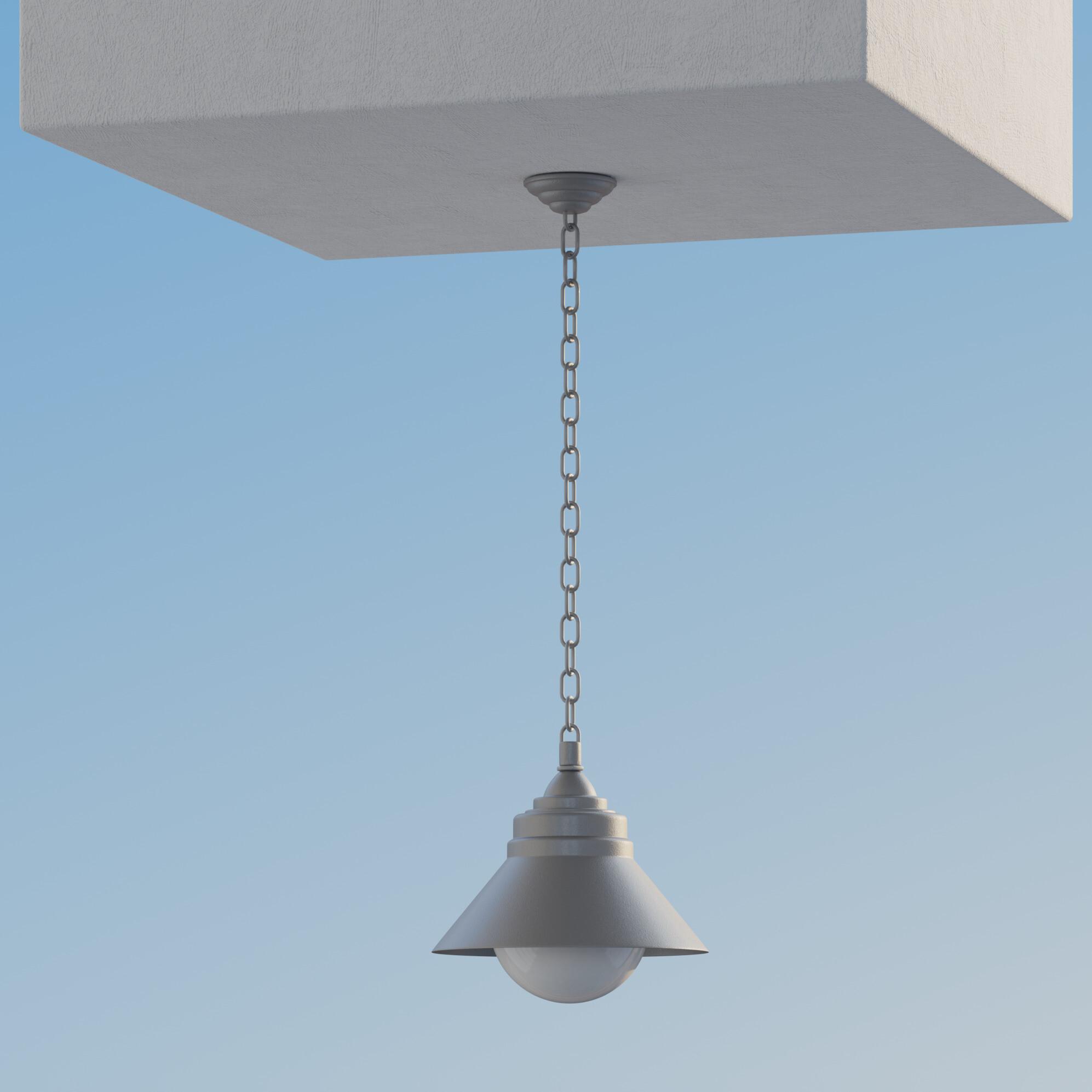 Hanging lamp NA162